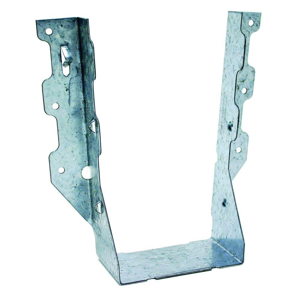 4 in. x 8 in. Double Shear Face Mount Joist Hanger