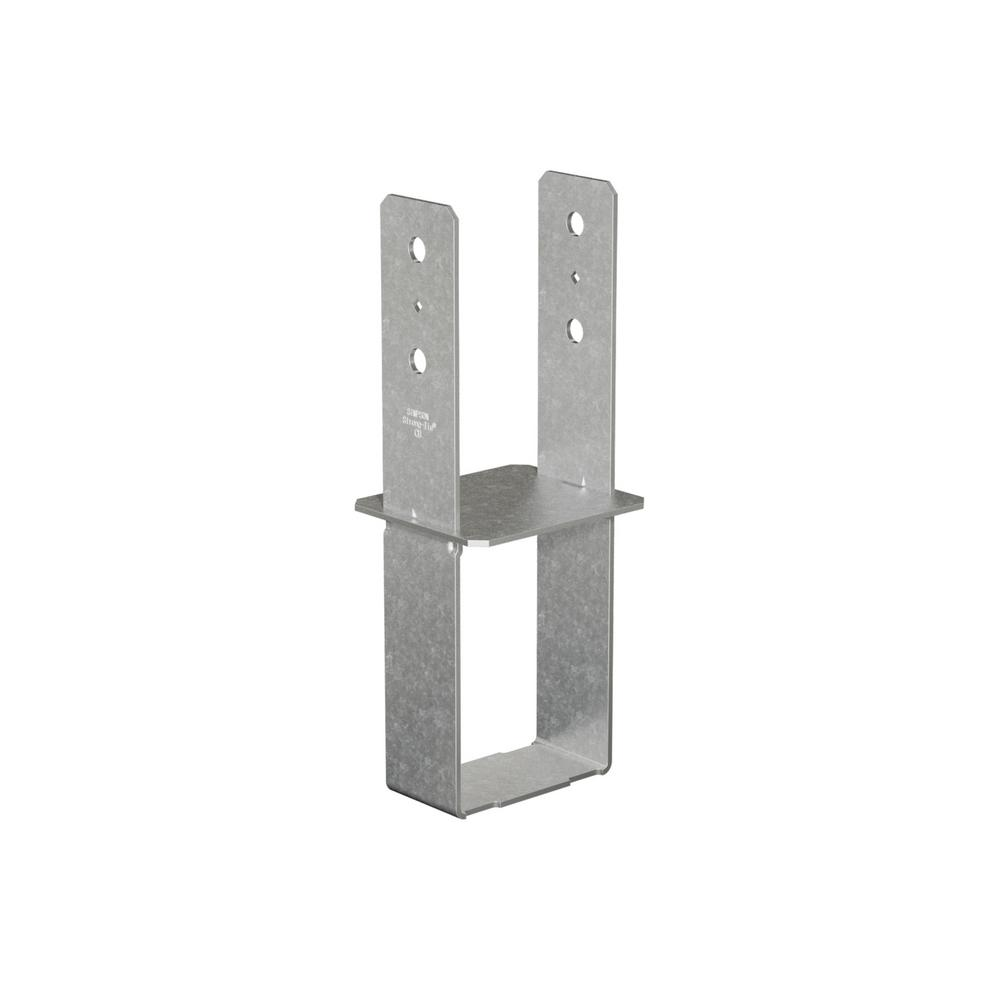 CB 6 in. x 6 in. Galvanized Column Base