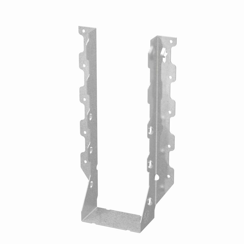 Z-MAX 4 in. x 14 in. Galvanized Double Shear Face Mount Joist Hanger