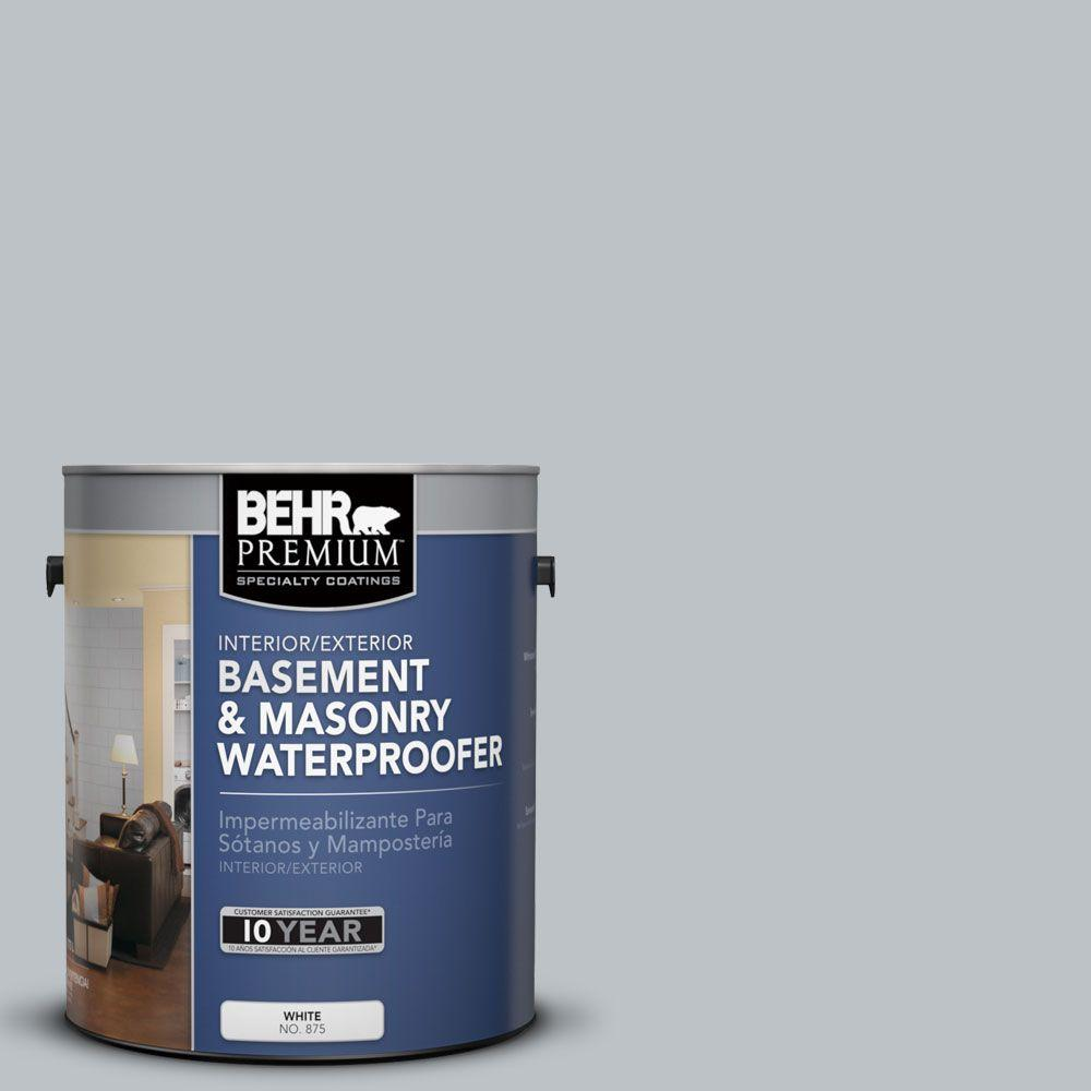 1 gal. #BW-44 Moonstone Gray Basement and Masonry Waterproofer