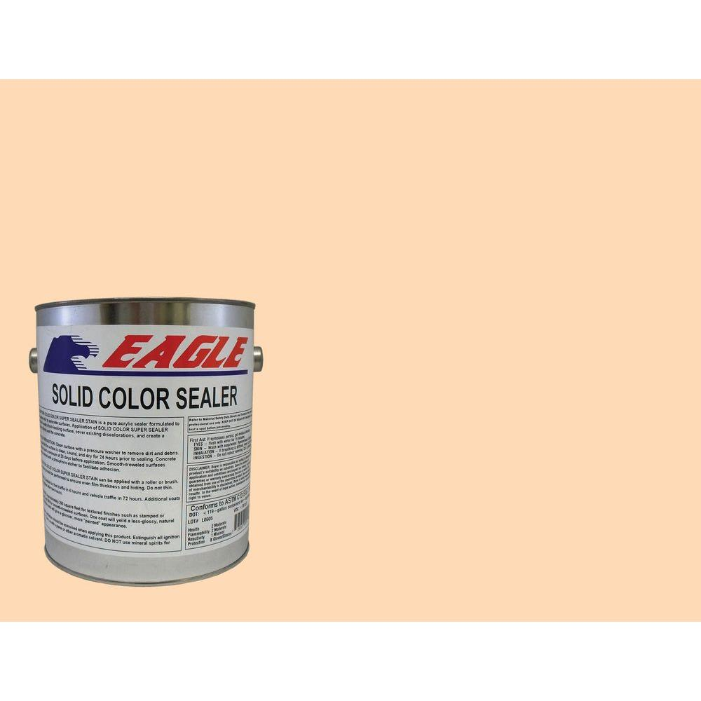 1 gal. Whitewashed Solid Color Solvent Based Concrete Sealer