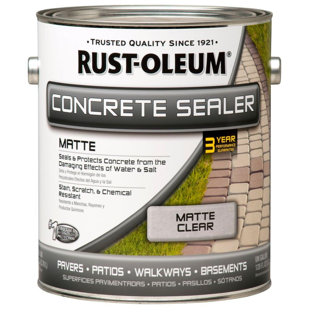 1 gal. Concrete Low Lustre Sealer (Case of 2)