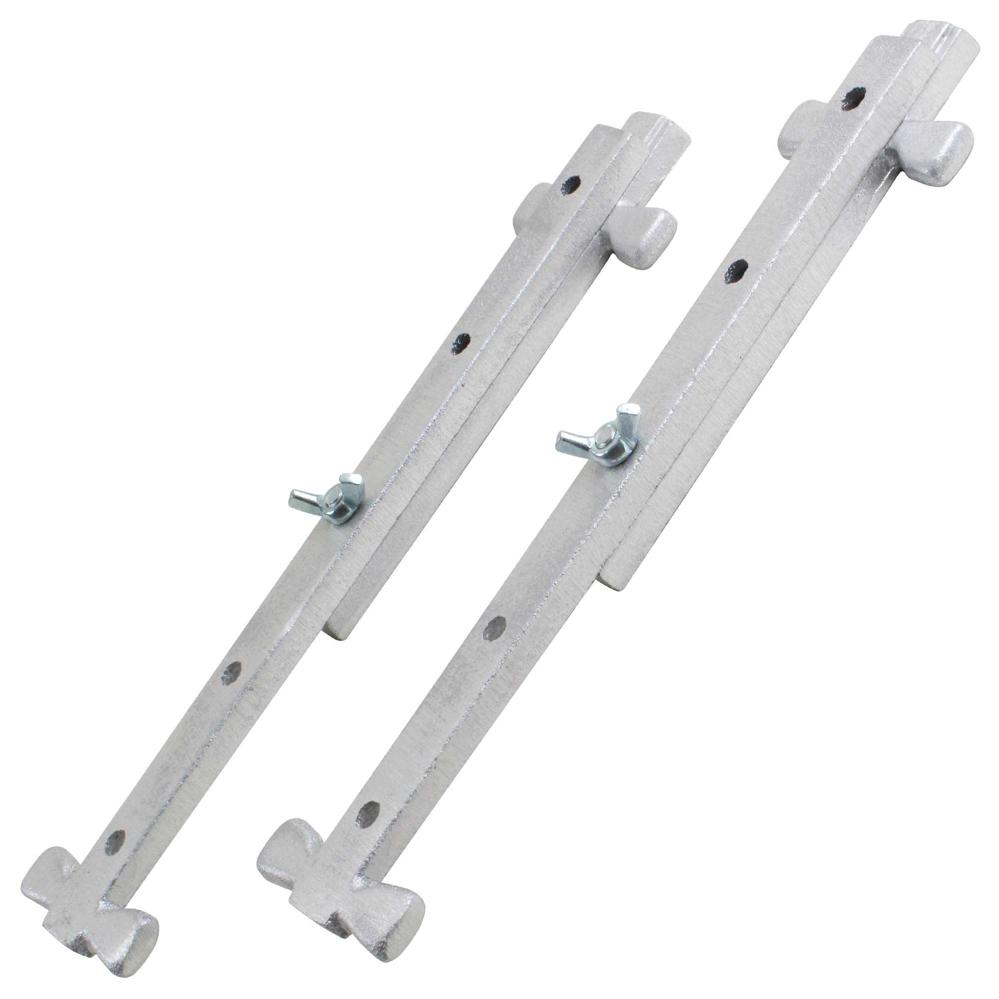 Kraft Tool Co. The Original Adjustable Line Stretcher (Pair)